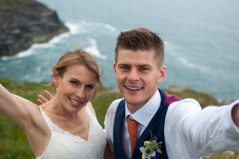 Fran and Luke | Cornish Country Wedding