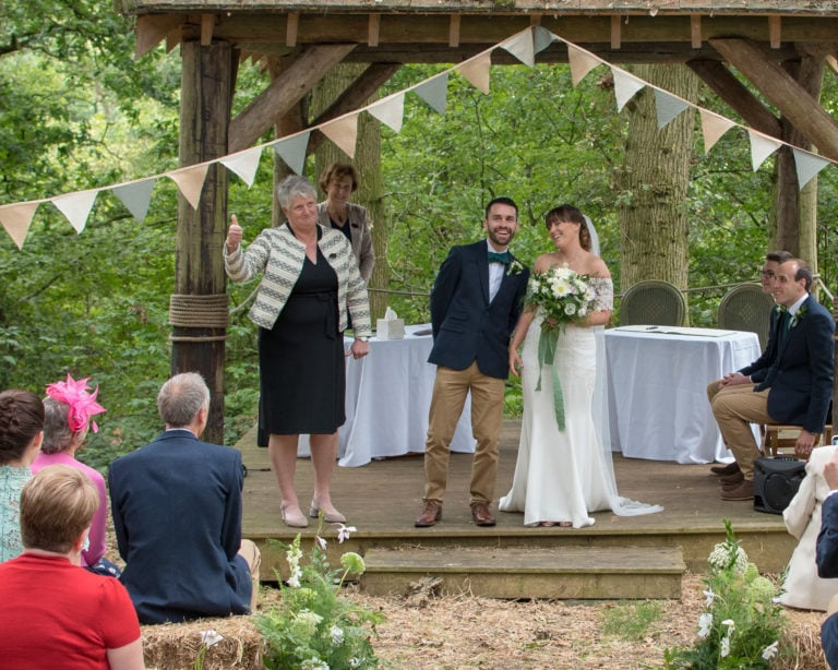 The Best Nottingham Wedding Celebrants