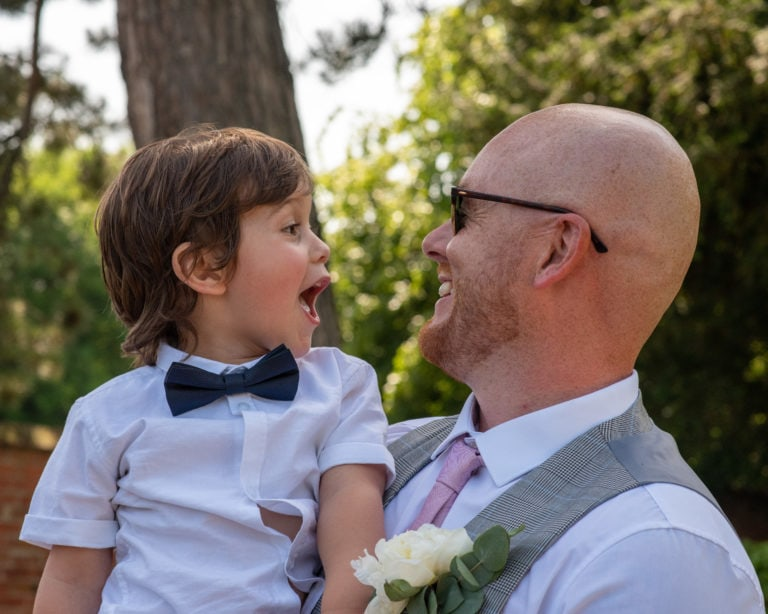 5 reasons why you SHOULD invite children to your wedding