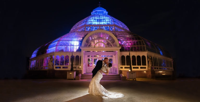 Charlotte and David | Palm House, Sefton Park, Liverpool