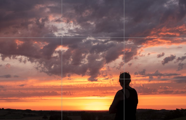 Rule of thirds | Photography for beginners