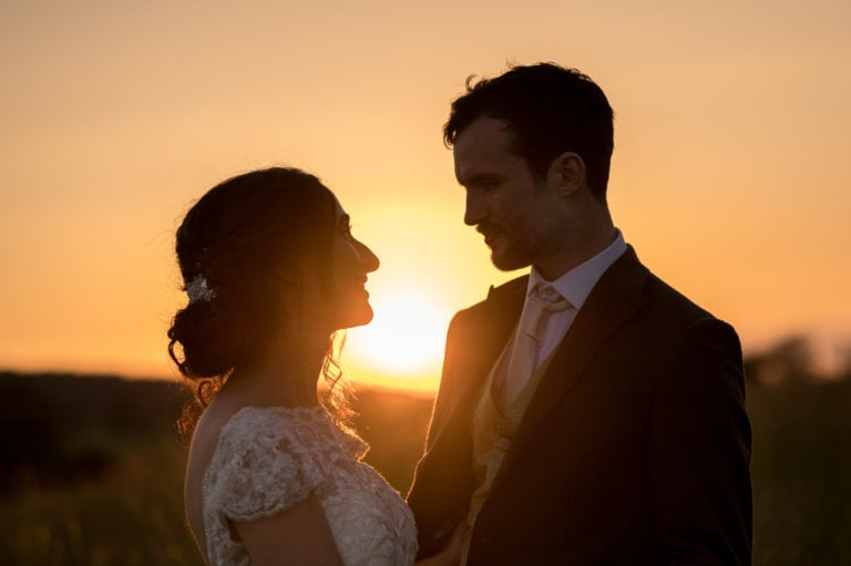 Woodland Wedding at Pitt Hall Barn | Chloe and Robbie